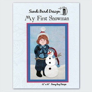 Snowman Patterns - For Templates, Christmas Crafts