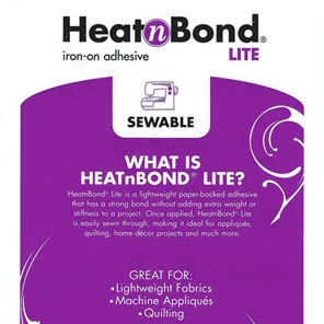 Image result for heat n bond lite
